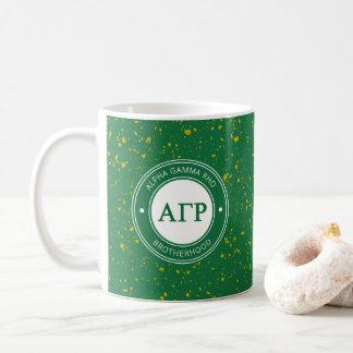Alpha Gamma Rho | Badge Coffee Mug