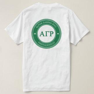 Alpha Gamma Rho | Badge T-Shirt