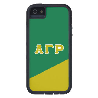 Alpha Gamma Rho | Greek Letters Case For iPhone 5