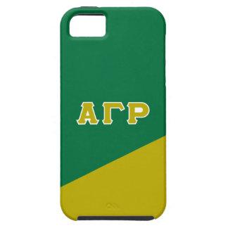 Alpha Gamma Rho | Greek Letters iPhone 5 Cases