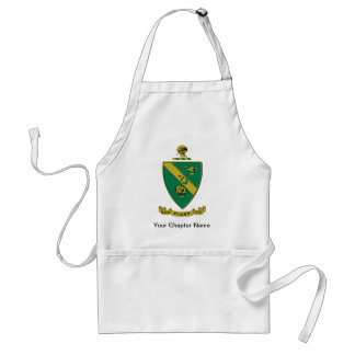 Alpha Gamma Rho Official Coat of Arms Standard Apron