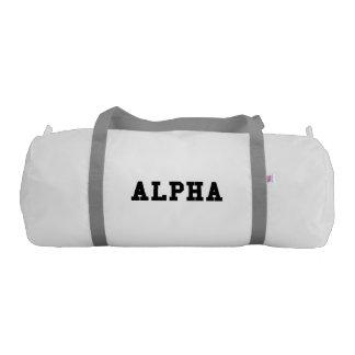 Alpha Gym Bag