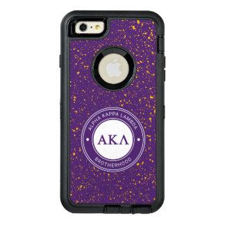 Alpha Kappa Lambda   Badge OtterBox Defender iPhone Case
