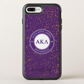 Alpha Kappa Lambda   Badge OtterBox Symmetry iPhone 8 Plus/7 Plus Case