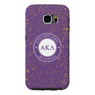 Alpha Kappa Lambda | Badge Samsung Galaxy S6 Cases