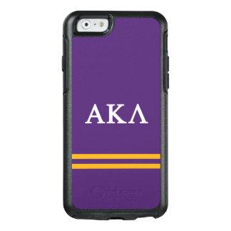 Alpha Kappa Lambda   Sport Stripe OtterBox iPhone 6/6s Case