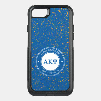 Alpha Kappa Psi | Badge OtterBox Commuter iPhone 7 Case