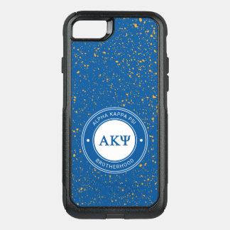 Alpha Kappa Psi   Badge OtterBox Commuter iPhone 8/7 Case
