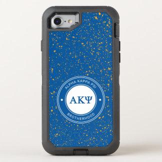 Alpha Kappa Psi | Badge OtterBox Defender iPhone 8/7 Case