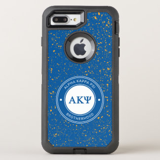 Alpha Kappa Psi | Badge OtterBox Defender iPhone 8 Plus/7 Plus Case