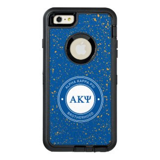 Alpha Kappa Psi   Badge OtterBox Defender iPhone Case
