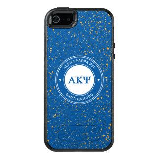 Alpha Kappa Psi | Badge OtterBox iPhone 5/5s/SE Case