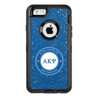 Alpha Kappa Psi | Badge OtterBox iPhone 6/6s Case