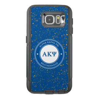 Alpha Kappa Psi | Badge OtterBox Samsung Galaxy S6 Case