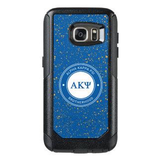 Alpha Kappa Psi | Badge OtterBox Samsung Galaxy S7 Case