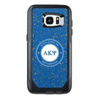 Alpha Kappa Psi   Badge OtterBox Samsung Galaxy S7 Edge Case