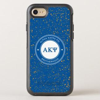 Alpha Kappa Psi | Badge OtterBox Symmetry iPhone 8/7 Case