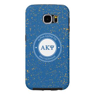 Alpha Kappa Psi | Badge Samsung Galaxy S6 Cases