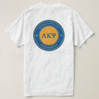 Alpha Kappa Psi | Badge T-Shirt