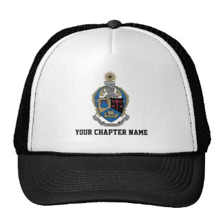 Alpha Kappa Psi - Coat of Arms Cap