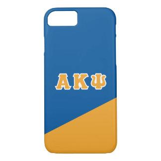 Alpha Kappa Psi | Greek Letters iPhone 8/7 Case