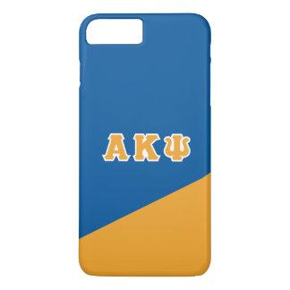 Alpha Kappa Psi   Greek Letters iPhone 8 Plus/7 Plus Case
