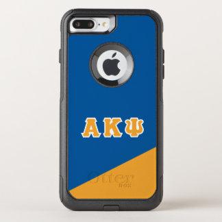 Alpha Kappa Psi | Greek Letters OtterBox Commuter iPhone 8 Plus/7 Plus Case