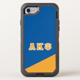 Alpha Kappa Psi | Greek Letters OtterBox Defender iPhone 8/7 Case