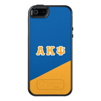 Alpha Kappa Psi | Greek Letters OtterBox iPhone 5/5s/SE Case