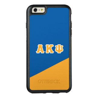 Alpha Kappa Psi   Greek Letters OtterBox iPhone 6/6s Plus Case