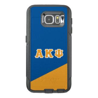 Alpha Kappa Psi | Greek Letters OtterBox Samsung Galaxy S6 Case