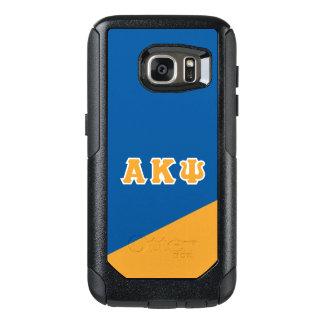 Alpha Kappa Psi   Greek Letters OtterBox Samsung Galaxy S7 Case