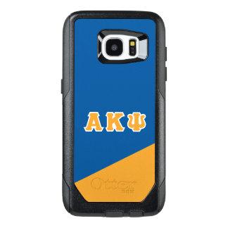Alpha Kappa Psi   Greek Letters OtterBox Samsung Galaxy S7 Edge Case