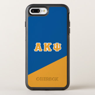 Alpha Kappa Psi | Greek Letters OtterBox Symmetry iPhone 7 Plus Case
