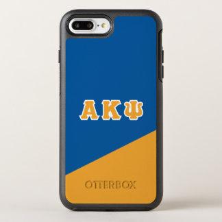 Alpha Kappa Psi | Greek Letters OtterBox Symmetry iPhone 8 Plus/7 Plus Case