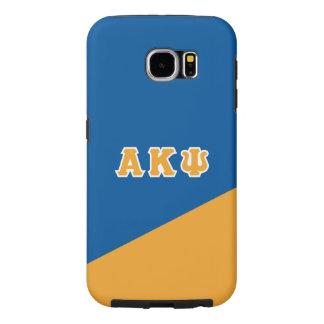 Alpha Kappa Psi   Greek Letters Samsung Galaxy S6 Cases