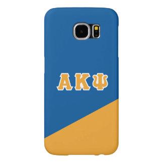 Alpha Kappa Psi | Greek Letters Samsung Galaxy S6 Cases