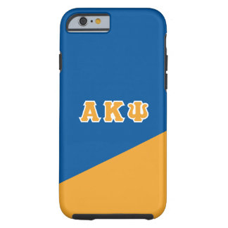 Alpha Kappa Psi | Greek Letters Tough iPhone 6 Case