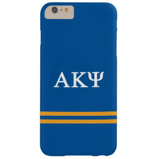 Alpha Kappa Psi   Sport Stripe Barely There iPhone 6 Plus Case
