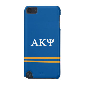 Alpha Kappa Psi | Sport Stripe iPod Touch 5G Cases