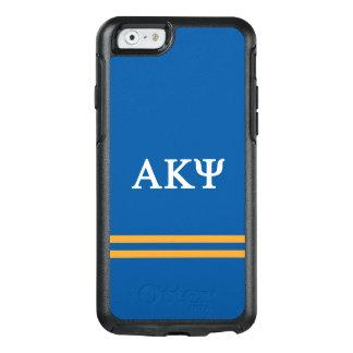 Alpha Kappa Psi | Sport Stripe OtterBox iPhone 6/6s Case
