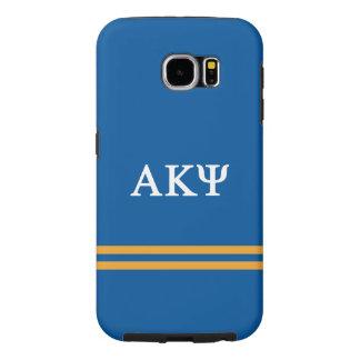 Alpha Kappa Psi | Sport Stripe Samsung Galaxy S6 Cases