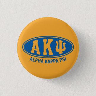 Alpha Kappa Psi | Vintage 3 Cm Round Badge