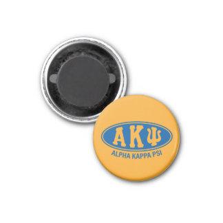 Alpha Kappa Psi | Vintage 3 Cm Round Magnet