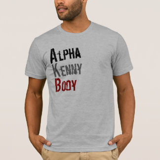 Alpha Kenny Body T-Shirt