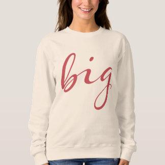 Alpha Omicron Pi Big Script Sweatshirt