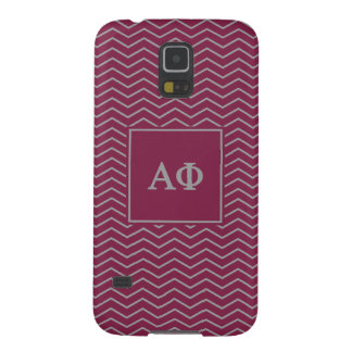 Alpha Phi | Chevron Pattern Galaxy S5 Case