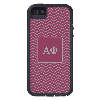 Alpha Phi | Chevron Pattern iPhone 5 Covers