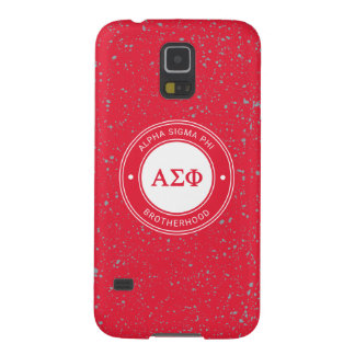 Alpha Sigma Phi | Badge Galaxy S5 Cover