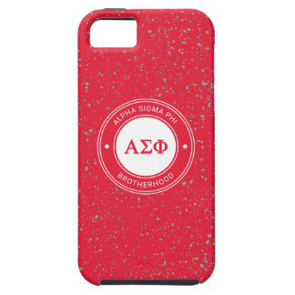 Alpha Sigma Phi | Badge iPhone 5 Case